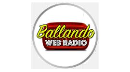 """Logo Web radio """"Ballando"""""""