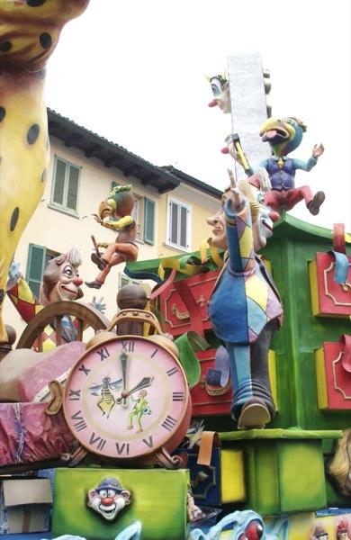 Foto premiazioni carri carnevale 2014 Crema