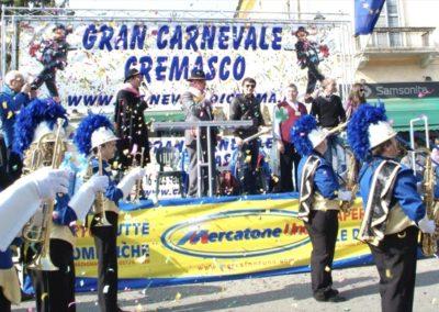 Foto carnevale crema 9 Marzo 04