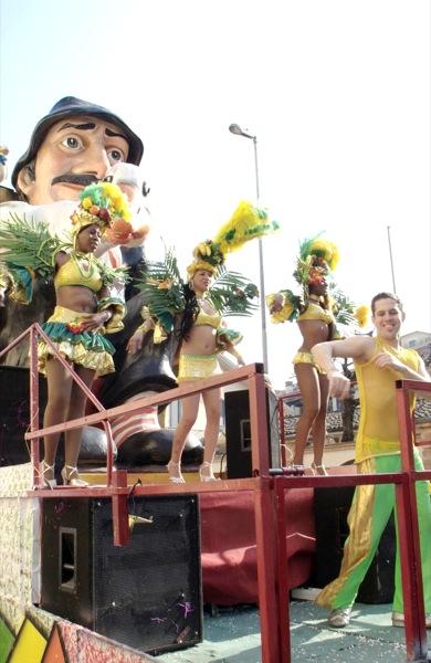 Foto carnevale crema 9 Marzo 17