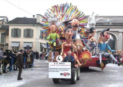 Foto carnevale crema 9 Marzo 21
