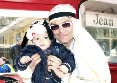 Foto carnevale crema 9 Marzo 24