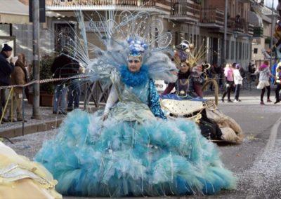 Foto precedenti edizioni carnevale 49
